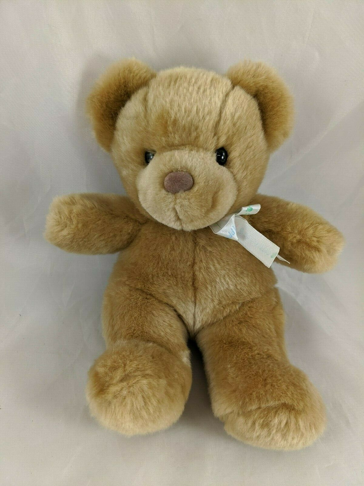 "Primary image for Carters Tykes Tan Bear Plush Cuddle Me 9.5"" Stuffed Animal"