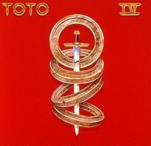 TOTO.IV [Audio CD] TOTO - $24.73