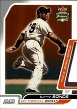 2003 Fleer Focus JE #8 Barry Bonds - $2.95