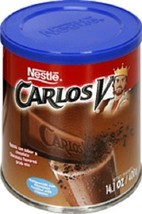 Nestle Carlos V Chocolate Flavored Drink Mix - $10.84