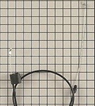 746-04670, 946-04670 Control Cable MTD, Troy Bilt, White, Craftsman for ... - $29.99