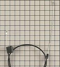 746-04670, 946-04670 Control Cable MTD, Troy Bilt, White, Craftsman for Honda - $29.99