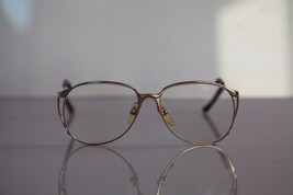 COLANI DESIGN OPTOS Eyewear, Gold Frame,  RX-Able Prescription Lenses. J... - $158.40