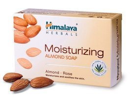 Himalaya Almond Herbal Soap For Dry Skin 75g [Health and Beauty] - $3.95