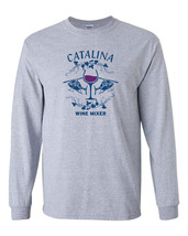186 Catalina Wine Mixer Long Sleeve shirt helicopter party NEW ALL SIZES... - $18.00