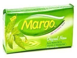 Margo Original Neem Soap 75g (Get Six Soap (6*2.6 oz)) [Misc.] - $17.57