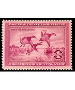 RW2 Mint Duck Stamp - VF-XF OG NH Cat $700.00 - Stuart Katz - $450.00