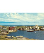 Canada, On the Beautiful South Shore of Nova Scotia, unused Postcard  - $5.99