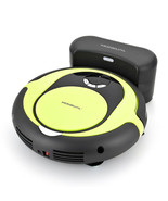Yellow Hybrid Robot Vacuum and Dry Mop Cleaner - $5.905,18 MXN