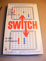 1966 Switch Game by Kohner - $30.00
