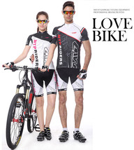 An item in the Sporting Goods category: Unisex Cycling Bike Short Sleeve Sports Clothing Bicycle Ciclismo Jersey+Short