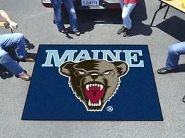 NCAA -  Maine Tailgater Rug 5x6  - $137.99