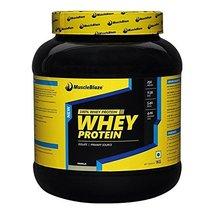 MuscleBlaze Whey Protein, 2.2 lb Vanilla - $69.95