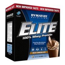 Dymatize Elite 100% Whey Protein, 10 lb Strawberry - $299.00