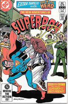 The New Adventures of Superboy Comic Book #37 DC Comics 1983 NEAR MINT - $3.25