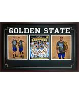 2015 NBA Champions Golden State Warriors: 15x35 Three Photo Frame - $109.00