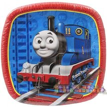 Thomas and Friends Large Paper Party Plates (8ct) - $9.79