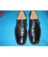 Bruno Magli Men's Branson Black Captoe Oxford Shoes (Size 12 M) - $55.00