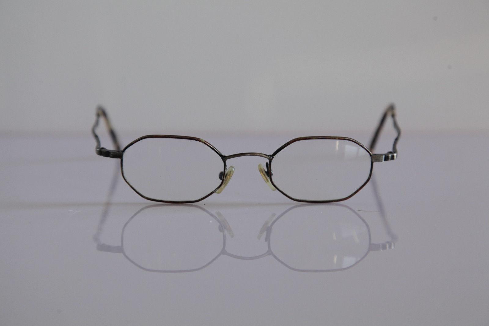 fielmann domani eyewear gold frame rx able