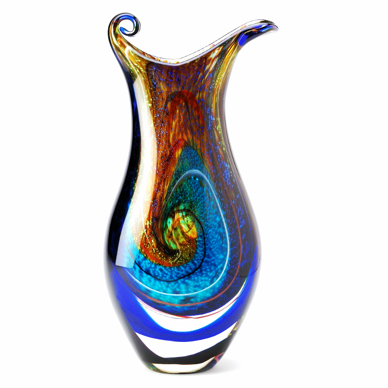 Primary image for GALAXY ART GLASS VASE