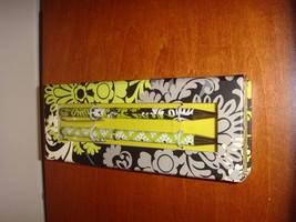 Vera Bradley Baroque Pen & Pencil Set NIB - $25.99