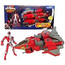 Power Rangers Bandai Year 2007 Operation Overdrive 11 Inch Long Action V... - $59.99