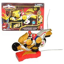 Power Rangers Bandai Year 2006 Mystic Force 9 Inch Long R/C Vehicle Set ... - $59.99