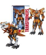 """Hasbro Year 2013 Transformers Movie Series 4 """"Age of Extinction"""" Flip and Cha... - $44.99"""