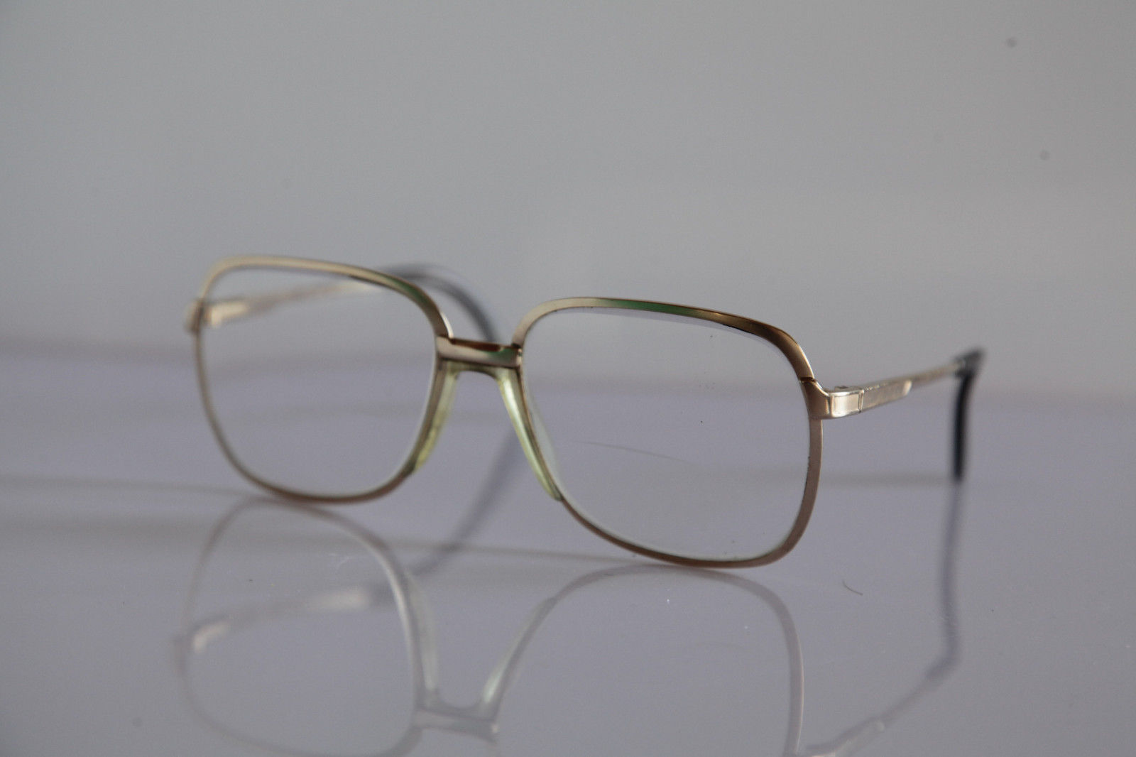 RODENSTOCK GP Eyewear, RODAFLEX, Gold  Frame,  RX-Able Prescription lens.