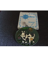 Sweet Cow Suncatcher made in USA by Skybolt 4 inches by 4 inches - $2.49