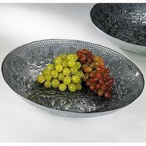 Smithsonian Arabesque Glass Serving Bowl - $873,95 MXN
