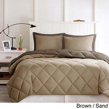 Comfort Classic Stain Resistant Reversible 3-pi... - $48.48 - $68.28