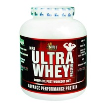 NRI Formulation Ultra Whey Protein, 2.2 lb Vanilla - $89.00