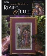 CLEARANCE Leisure Arts Teresa Wentzler's Romeo and Juliet - $3.50