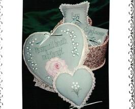 CLEARANCE Sweet Dreams OOP cross stitch chart The Elegant Needle - $6.00