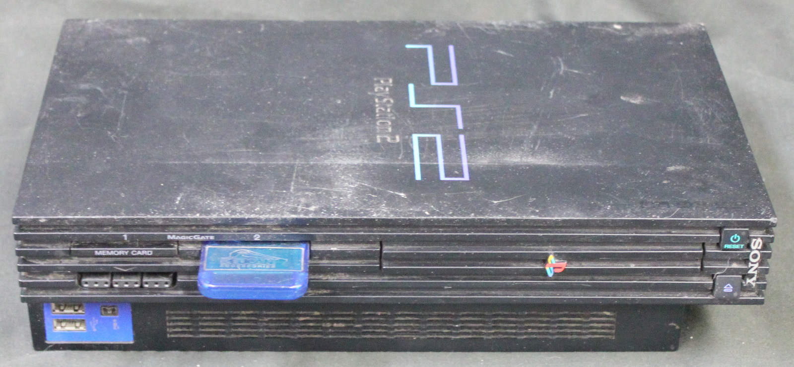 Ps2 Scph 30001: Sony PlayStation 2 Black Console (NTSC