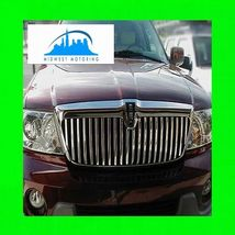 2003-2006 Lincoln Navigator Chrome Trim For Grill Grille W/5YR Warranty - $33.97