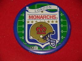 London Monarchs World Football Lg WFL Hat Pin B... - $9.46