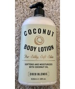New Home & Body Company COCO Blends Coconut Oil Body Lotion Shea Butter ... - $29.99
