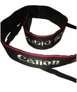 """CANON EOS Digital CAMERA NECK STRAP  Soft Model  1 1/2"""" Wide - $6.89"""