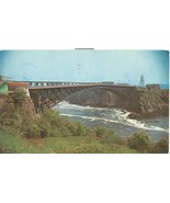 Canada, The Reversing Falls, Saint John, New Brunswick, 1950s used Postc... - $4.99