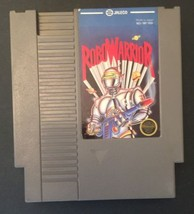 Robo Warrior (Nintendo, 1988) NES GAME ! Free shipping !  - $8.90