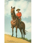 Canada, Royal Canadian Mounted Police, unused Postcard  - $5.99