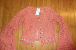 Daytrip The Buckle Cropped Cardigan Sweater sz XS NWT image 7
