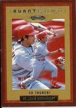 2002-03 Fleer Showcase #138 So Taguchi AVANT CARD - $11.30