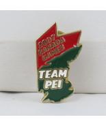 Juex Canada Winter Games Pin - 2007 Whitehorse Yukon -Team Prince Edward... - $15.00