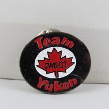 Juex Canada Winter Games Pin - 2007 Whitehorse Yukon -Team Yukon - $15.00