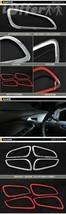Door Handle Interior Trim Cover Chrome for Ford Focus 2012+ - $15.97