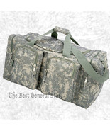 "Digital Camo 25"" Water-Repellent Heavy-Duty Tote Bag Duffle Carry On Gym... - $36.85"