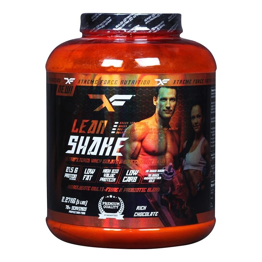 Xtreme Force Lean Shake, 5 lb Chocolate